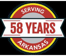 58-year-badge